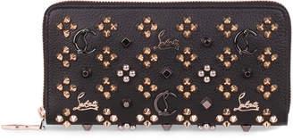 Christian Louboutin Panettone black loubinthesky wallet