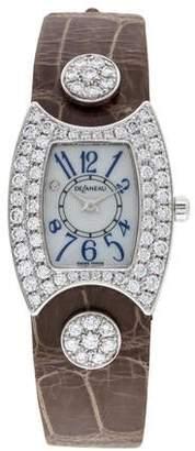 DeLaneau First-Lady Watch