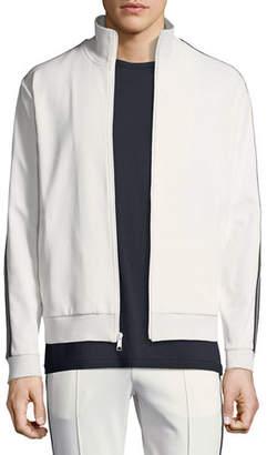 Vince Zip-Front Track Jacket