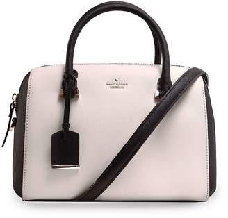 Kate Spade Women's Leather Lane Bag Tusk & Black One