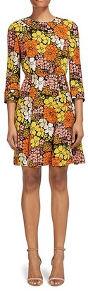 Whistles Anjelica Tangerine Dream Dress $299 thestylecure.com