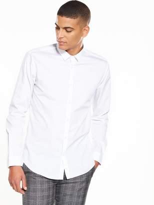 River Island Long Sleeve Slim Fit Shirt