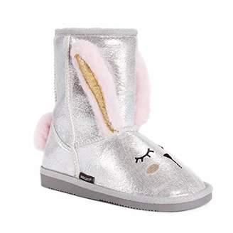 Muk Luks Girl's Bunny Boots Fashion