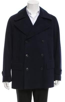 Dries Van Noten Ryan Wool Coat w/ Tags