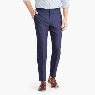 J.Crew Ludlow Slim-fit suit pant in Italian stretch wool flannel