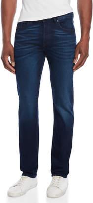 Diesel Indigo Buster Regular Slim-Tapered Jeans