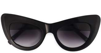 Cat Eye Andy Wolf Eyewear oversized sunglasses