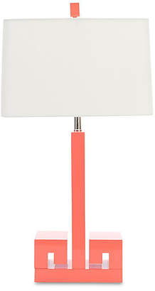 Couture Astor Table Lamp - Coral