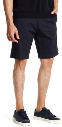 Theory Beck Twill Shorts $125 thestylecure.com