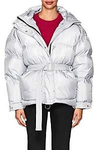 IENKI IENKI Women's Oversized Down-Quilted Coat - Silver
