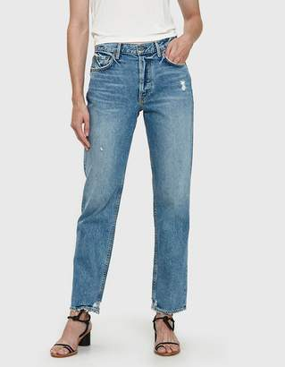 GRLFRND Helena High Rise Long Jean
