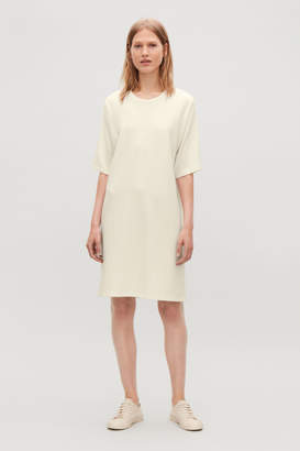 Cos JERSEY DRESS WITH SLIT