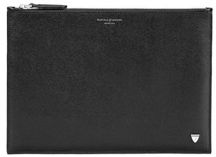 Aspinal of London Mount Street Flat Pouch
