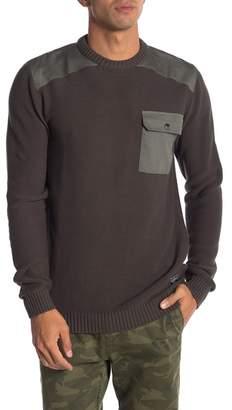Lindbergh O-Neck Knit Sweater