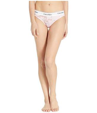 e95f0510a17030 Calvin Klein Underwear Modern Cotton Bikini