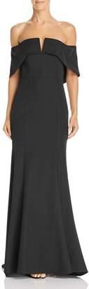 Jarlo Harlow Off-the-Shoulder Gown - 100% Exclusive