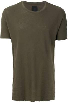 Thom Krom contrast stripe detail T-shirt
