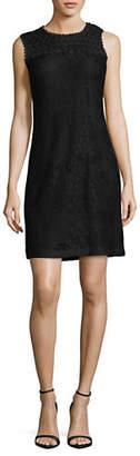 Karl Lagerfeld PARIS Sleeveless Lace Dress