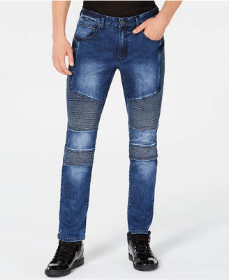 INC International Concepts I.n.c. Men Moto Skinny Jeans