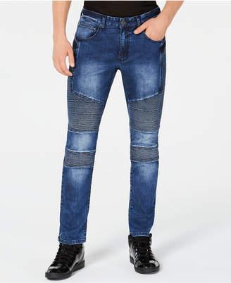 INC International Concepts I.n.c. Men's Moto Skinny Jeans