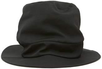 Yohji Yamamoto 'derby Cloche' Hat