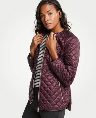 Ann Taylor Petite Quilted Puffer Jacket