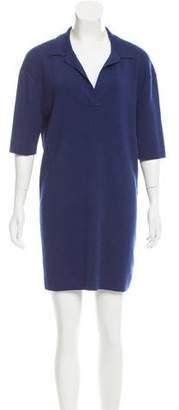 Reed Krakoff Short Sleeve Knit Dress