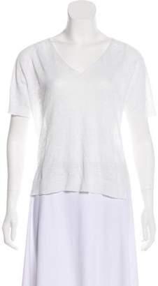 Inhabit Jersey Short Sleeve Top