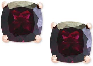 Effy Bordeaux by Rhodolite Stud Earrings (5-7/8 ct. t.w.) in 14k Rose Gold
