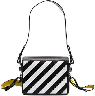 cf1c8d053b Black And White Diagonal Striped Top - ShopStyle