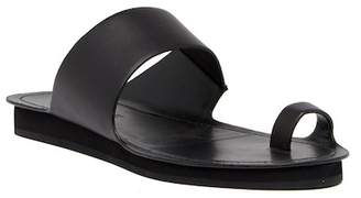 1 STATE 1.State Dilan Leather Toe Loop Sandal