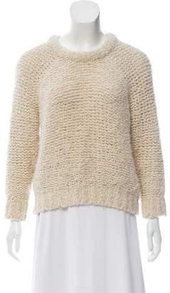 Isabel Marant Wool & Alpaca Kit Sweater