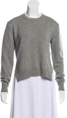 Celine Asymmetrical Cashmere Sweater