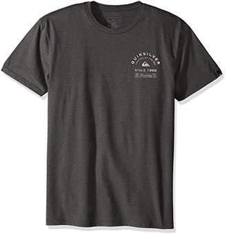 Quiksilver Men's Short Sleeve Modern Fit T-Shirt