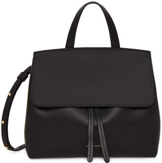 Mansur Gavriel Black Mini Mini Lady Bag - Blu