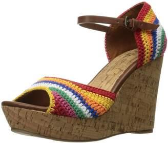 Mia Women's Hanah Wedge Sandal
