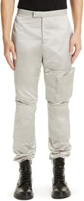 Raf Simons Slim Fit Cargo Space Pants