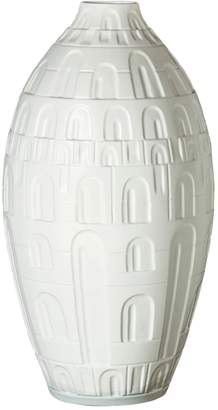 Global Views Coliseum Ceramic Vase