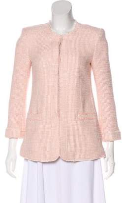 Alice + Olivia Structured Long Sleeve Blazer