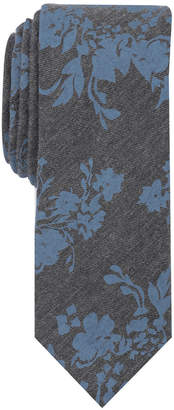 Original Penguin Men's Laury Floral Skinny Tie