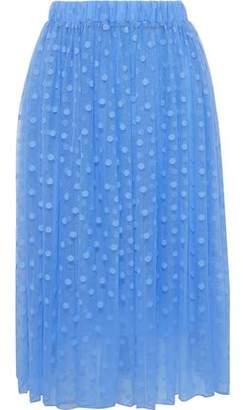 Baum und Pferdgarten Gathered Point D'esprit Midi Skirt