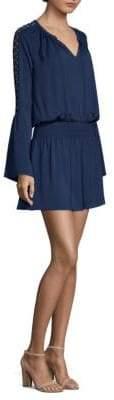 Ramy Brook Briana Blouson Dress