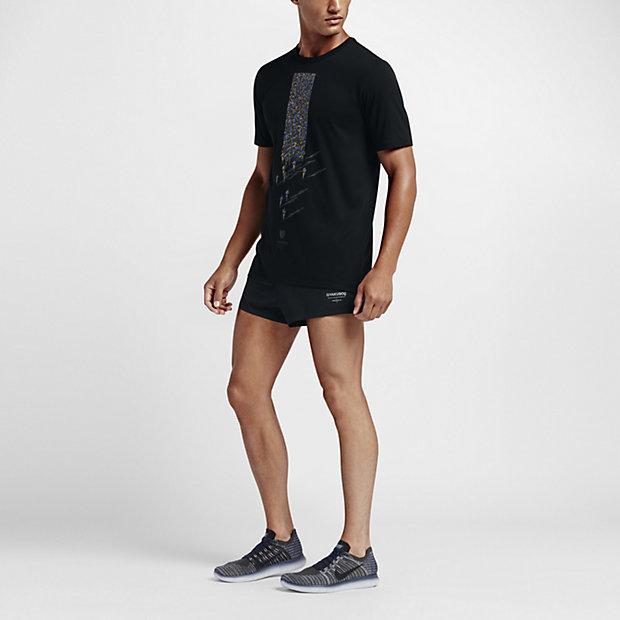 NikeLab Gyakusou Dry Run in Reverse T-Shirt Men's T-Shirt