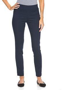 Women's Apt. 9® Millennium Pull-On Skinny Pants $48 thestylecure.com