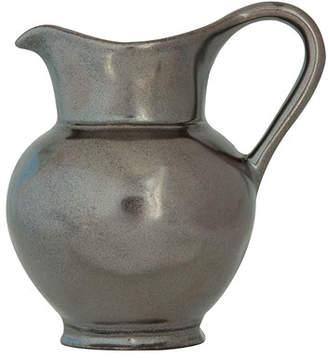 Juliska Pewter Stoneware Creamer