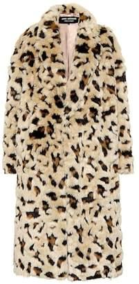 Junya Watanabe Faux fur coat