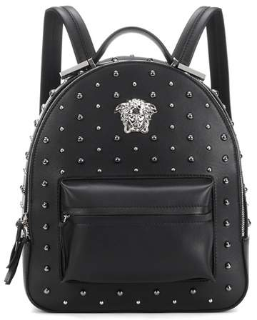 Versace City Stud Palazzo Empire backpack