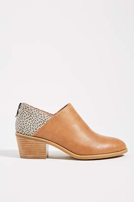Anthropologie Hanna Ankle Boots