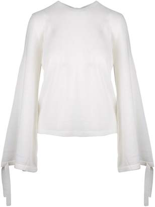 P.A.R.O.S.H. Tie Sleeve Sweater