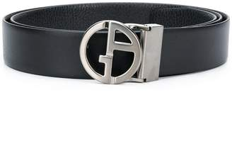 Giorgio Armani adjustable buckle belt